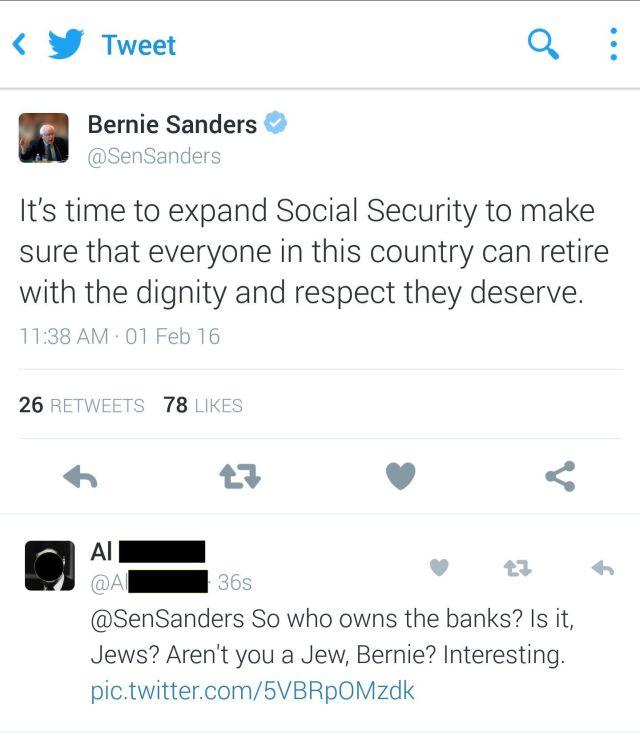 BernieJew