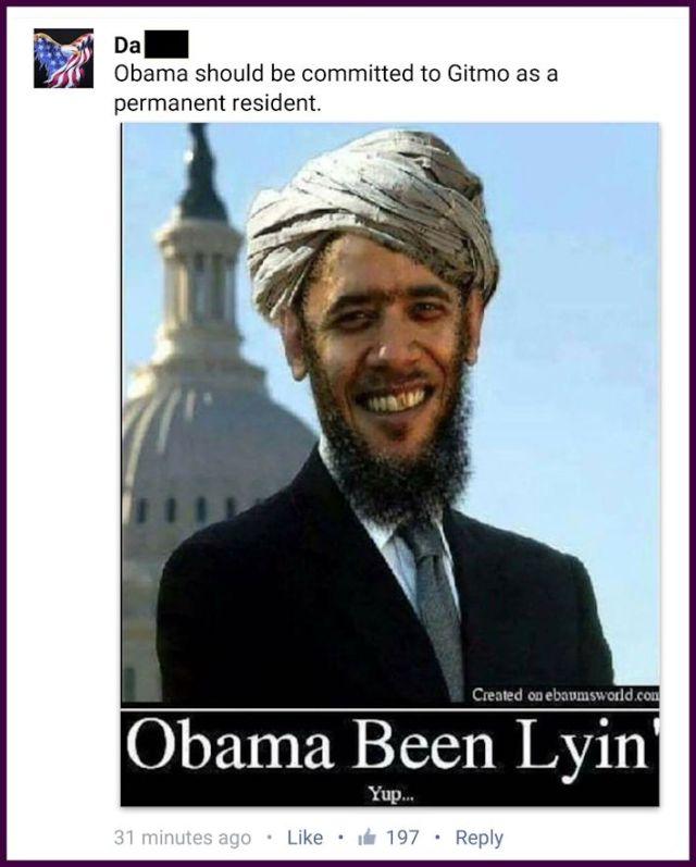 ObamaLyin